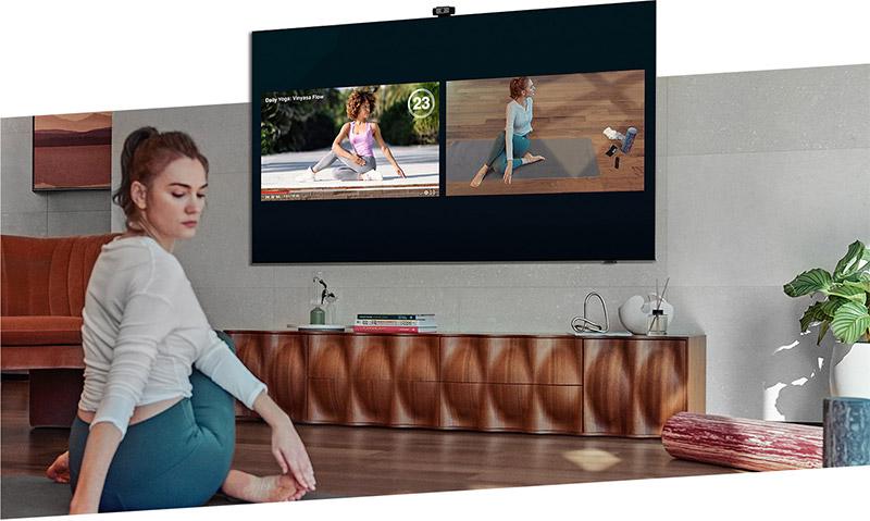 Smart Tivi QLED Samsung 4K 55 inch 55Q70AA